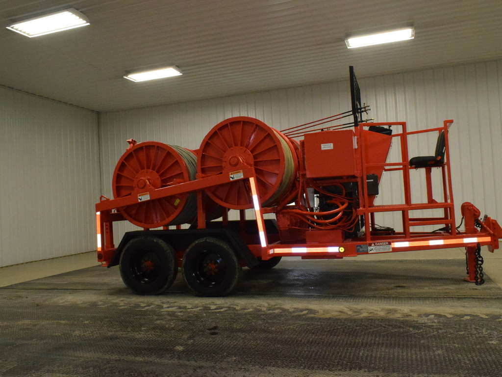 USED 1999 WAGNER-SMITH T-4DP-72 UNDERGROUND EQUIPMENT #3362