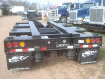 USED 2014 JET NGB-51A LOWBOY TRAILER #1113-10