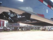 USED 2014 JET NGB-51A LOWBOY TRAILER #1113-16