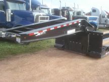 USED 2014 JET NGB-51A LOWBOY TRAILER #1113-2