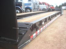 USED 2014 JET NGB-51A LOWBOY TRAILER #1113-4