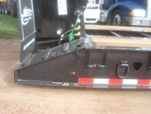 USED 2014 JET NGB-51A LOWBOY TRAILER #1113-5