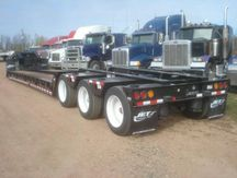 USED 2014 JET NGB-51A LOWBOY TRAILER #1113-8
