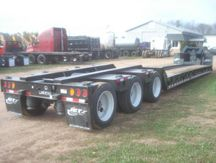 USED 2014 JET NGB-51A LOWBOY TRAILER #1113-9