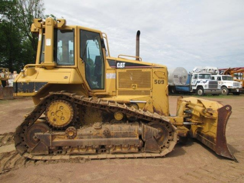 USED 2003 CATERPILLAR D6N XL FOR SALE #1184