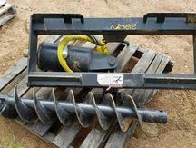NEW DH INDUSTRIES 10 AUGER ATTACHMENTS #1389-1