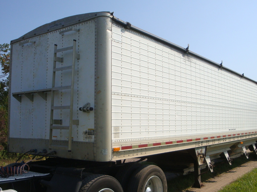 1994 WILSON 0000 Hopper Trailer #1