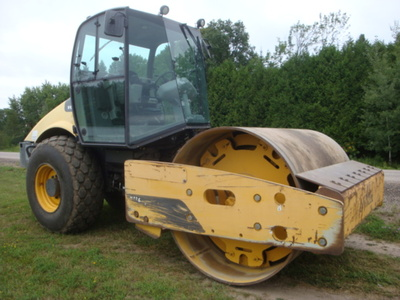 USED 2012 VOLVO SD116DX DRUM / ROLLER COMPACTOR EQUIPMENT #2116-2