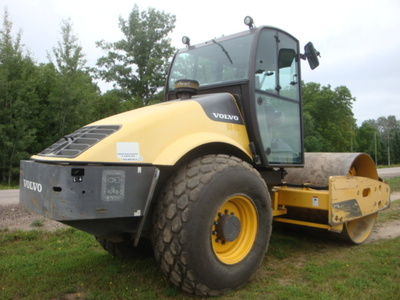USED 2012 VOLVO SD116DX DRUM / ROLLER COMPACTOR EQUIPMENT #2116-6