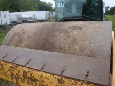 USED 2012 VOLVO SD116DX DRUM / ROLLER COMPACTOR EQUIPMENT #2116-7