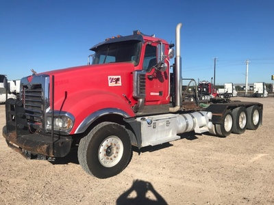 USED 2012 MACK WINCH DAYCAB TRUCK #15678-1
