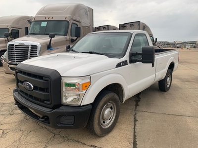 USED 2014 FORD F350 2DR 2WD 2WD 1 TON PICKUP TRUCK #17844-1