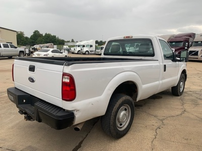 USED 2014 FORD F350 2DR 2WD 2WD 1 TON PICKUP TRUCK #17844-3