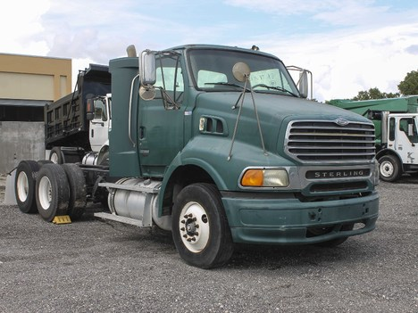 2007 STERLING A9513 Tandem Axle Daycab #1654