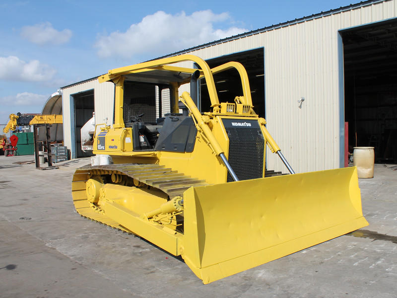 USED 2005 KOMATSU D65PX-15 CRAWLER DOZER EQUIPMENT #48030