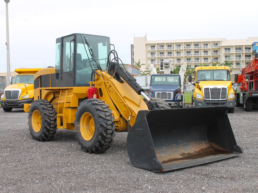 USED 2007 CAT 930G WHEEL LOADER EQUIPMENT #47057
