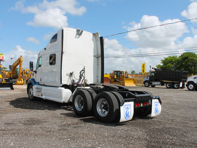USED 2005 PETERBILT 387 TANDEM AXLE SLEEPER TRUCK #2566-4