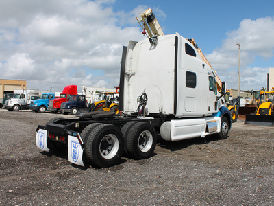 USED 2005 PETERBILT 387 TANDEM AXLE SLEEPER TRUCK #2566-6