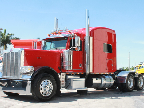 2016 PETERBILT 389 Tandem Axle Sleeper #2970