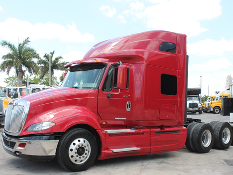 2014 INTERNATIONAL PROSTAR EAGLE Tandem Axle Sleeper #2972