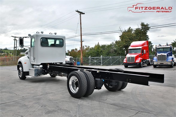 NEW 2018 PETERBILT 337 CAB CHASSIS TRUCK #1167-3