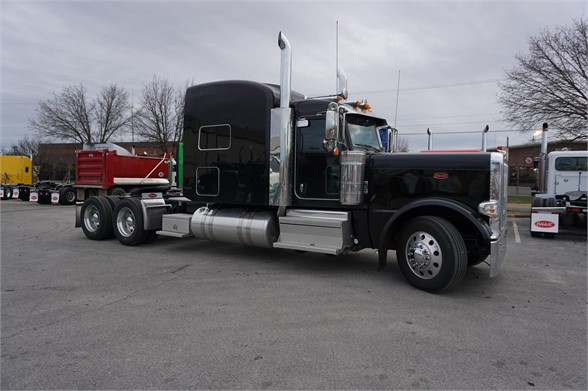 NEW 2019 PETERBILT 389 SLEEPER TRUCK #1387