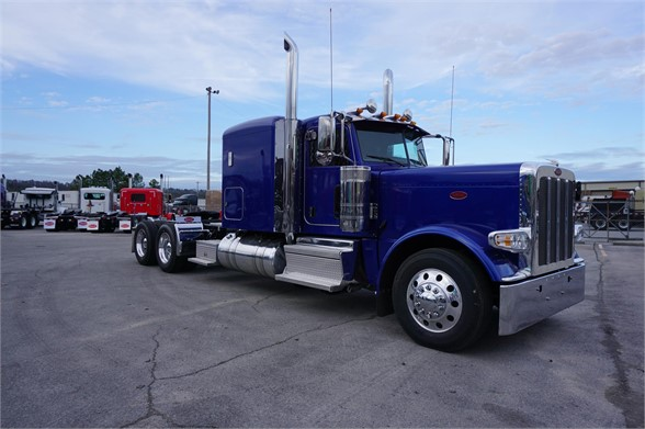 NEW 2019 PETERBILT 389 SLEEPER TRUCK #1389