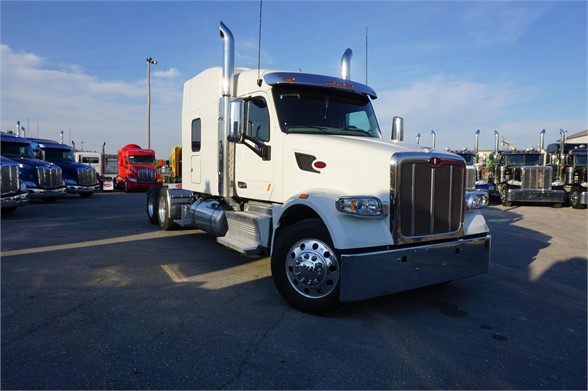 NEW 2019 PETERBILT 567 SLEEPER TRUCK #1406