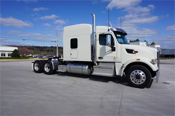 NEW 2019 PETERBILT 567 SLEEPER TRUCK #1407