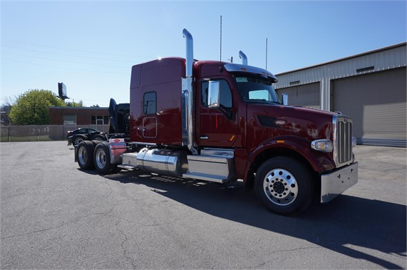 NEW 2019 PETERBILT 567 SLEEPER TRUCK #1423