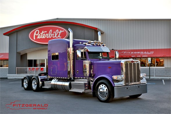 NEW 2019 PETERBILT 389 SLEEPER TRUCK #1429