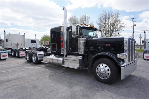 NEW 2019 PETERBILT 389 SLEEPER TRUCK #1436
