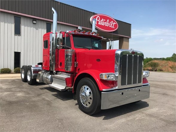 NEW 2019 PETERBILT 389 SLEEPER TRUCK #1443