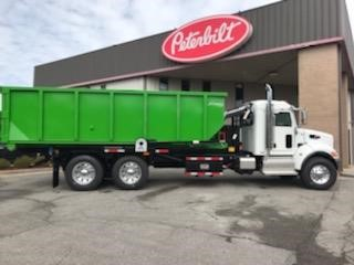 NEW 2019 PETERBILT 348 ROLL-OFF GARBAGE TRUCK #1762