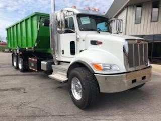 NEW 2019 PETERBILT 348 ROLL-OFF GARBAGE TRUCK #1762-3