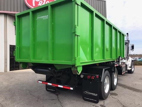 NEW 2019 PETERBILT 348 ROLL-OFF GARBAGE TRUCK #1762-4