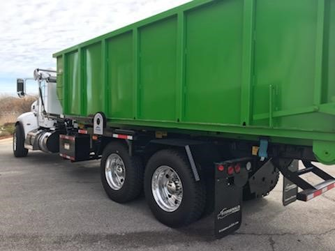 NEW 2019 PETERBILT 348 ROLL-OFF GARBAGE TRUCK #1762-6