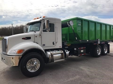 NEW 2019 PETERBILT 348 ROLL-OFF GARBAGE TRUCK #1763