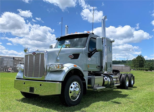 NEW 2019 PETERBILT 567 SLEEPER TRUCK #1982