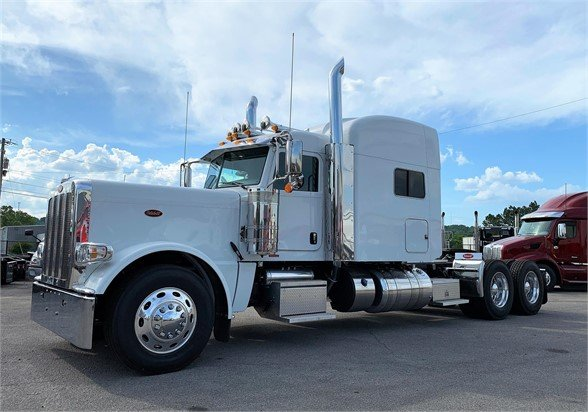 NEW 2020 PETERBILT 389 SLEEPER TRUCK #1988-4