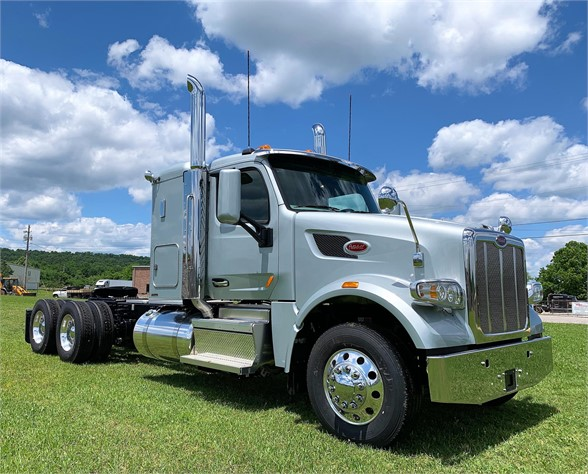 NEW 2019 PETERBILT 567 SLEEPER TRUCK #2008