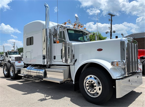 NEW 2020 PETERBILT 389 SLEEPER TRUCK #2065