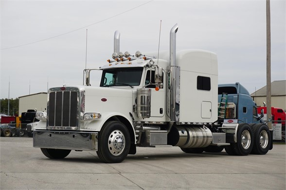 NEW 2020 PETERBILT 389 SLEEPER TRUCK #2171