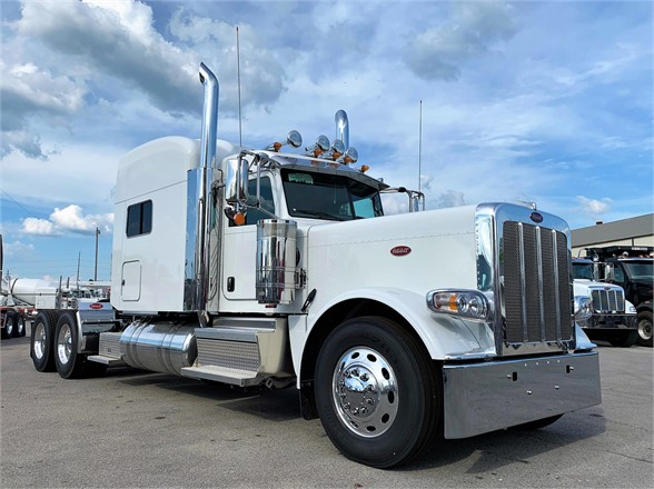 NEW 2020 PETERBILT 389 SLEEPER TRUCK #2177
