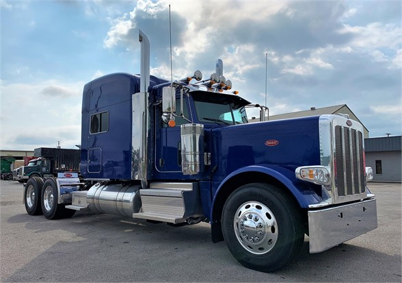 NEW 2020 PETERBILT 389 SLEEPER TRUCK #2188