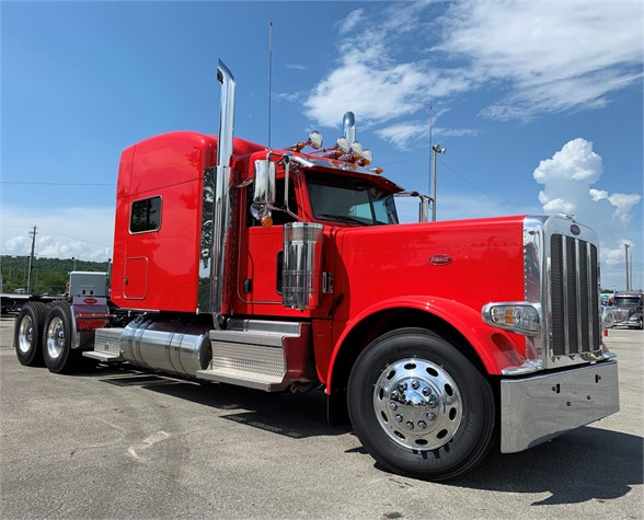 NEW 2020 PETERBILT 389 SLEEPER TRUCK #2238