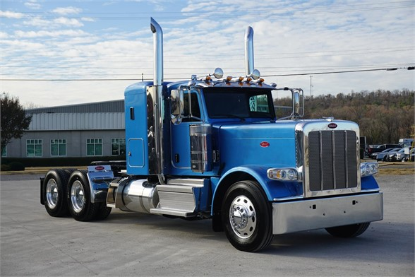 NEW 2020 PETERBILT 389 SLEEPER TRUCK #3064