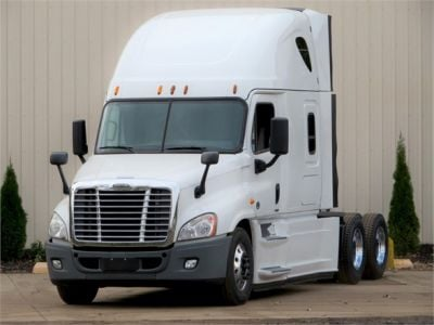 USED 2015 FREIGHTLINER CASCADIA 125 SLEEPER TRUCK #11691-1