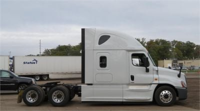 USED 2015 FREIGHTLINER CASCADIA 125 SLEEPER TRUCK #11691-5