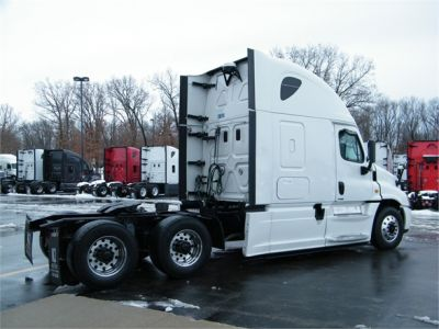 USED 2014 FREIGHTLINER CASCADIA 125 SLEEPER TRUCK #11837-5